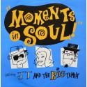 """JT & The Big Family - Moments in soul (Original mix / AA mix) / Eden 90 (12"""" Vinyl Record)"""