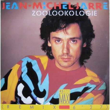 Jean Michel Jarre - Zoolookologie (Francois Kevorkian & Ron St Germain Extended Version / Francois Kevorkian Single mix) / Ethni