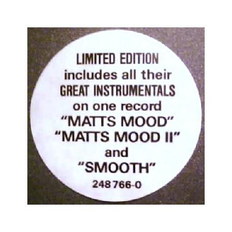 "Matt Bianco - Matts mood (Remix) / Matts mood II / Up front / Smooth / Just cant stand it (12"" mix)"
