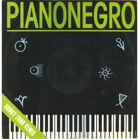 Pianonegro - Pianonegro (Honky Tonk remix + Nix Renegade dub)