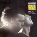 """Tears For Fears - Shout (Extended Remix / Full Length Version) / The big chair (12"""" Vinyl Record)"""