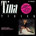 Tina Turner - Whats love got to do with it (Special Extended mix) / Rock n roll widow