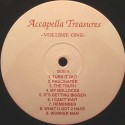 "Acappella Treasures Volume One - 16 vocals for mixing use featuring Kathy Brown ""Turn it out"" / Fascinated / The truth / My boll"