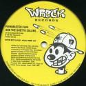 Funkmaster Flex And The Ghetto Celebs - Nuttin but flavor (Vocal Remix / Instrumental Remix) featuring ODB, Biz Markie & Charlie