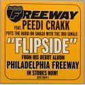 Freeway featuring Peedi Crakk - Flipside (LP Version / Clean Version / Instrumental) Promo
