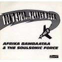Afrika Bambaataa & Soulsonic Force - Planet Rock (2 Original Mixes / 5 Remixes) Doublepack Promo