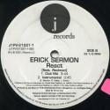 Erick Sermon featuring Redman - React  (Club mix / Radio mix / Instrumental) Promo