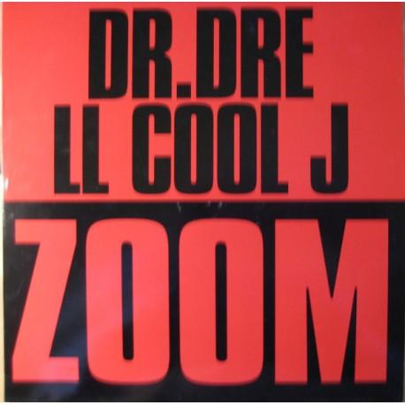 Dr Dre/LL Cool J - Zoom (LP version / Radio version / Instrumental) samples Rumpshaker & I got my mind made up.