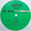 DJ Kool meets Crooklyn Clan - Here we go now (Original Version / Magnum Force Remix / Davey Dex Remix) Promo
