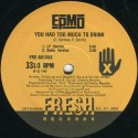 EPMD - You had too much to drink (Radio + LP Version) / It's time to play (LP version)