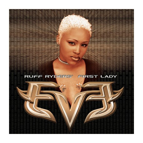 Eve - Ruff Ryders First Lady 2LP featuring First lady / Lets talk about it / Gotta man / Philly Philly / Stuck up / Aint got no