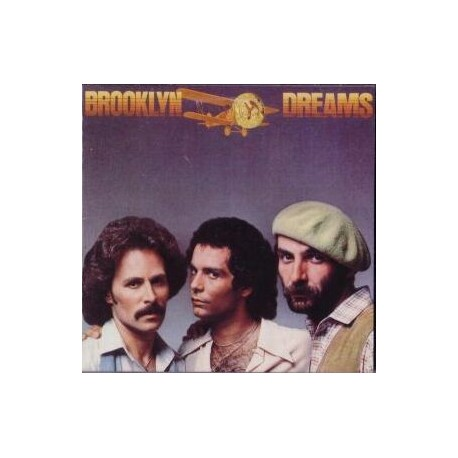 Brooklyn Dreams - Brooklyn Dreams LP featuring Music, harmony and rhythm /  Sad eyes / I never dreamed / Dont fight the feeling /