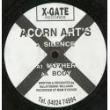 "Acorn Arts - Silence / Mother / Body (12"" Vinyl Record)"