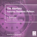"""Absolute feat Suzanne Palmer - I believe (Benji Candelario Classic Rendition / BCs NYC Heights mix / K Klassik mix) 12"""" Vinyl"""