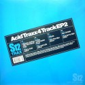 """Acid Traxx EP - Adonis """"Two the max"""" / Van Christie """"That shits wild"""" / Farley Jackmaster """"Acid life"""" / Maurice """"This is acid"""""""