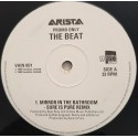 "Beat (The) - Mirror in the bathroom (Sure Is Pure Remix / Tic Tack Toe Remix) 12"" Vinyl Record Promo"