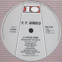 PP Arnold - A little pain (Nick Martinelli Extended Version / Instrumental) featuring Loose Ends. / Smile (both tracks produced