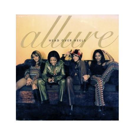 "Allure - Head over heels (Original Version / Remixes By Trackmasters / Cut Clever & Funkmaster Flex) 12"" Vinyl Record"