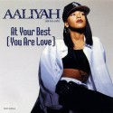 "Aaliyah - You are love (LP Version / Gangster Child mix / Steppers Ball Remix / 2 UK Flavour Remixes) 12"" Vinyl Record"