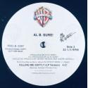 "Al B Sure - Killing me softly (LP Version / Radio Edit) 12"" Vinyl Record Promo"