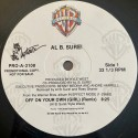 "Al B Sure - Off on your own girl (LP Version / Remix) 12"" Vinyl Record Promo"