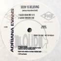 Adriana Evans - Seein' is believing (LP Version / Blackbean Instrumental / Jazz mix / LP Instrumental) Promo