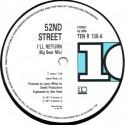 """52nd Street - I'll Return (Big Beat mix / Extended Mix) / Jamaica Boy (12"""" Vinyl Record)"""