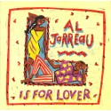 "Al Jarreau - L is for lover (Nile Rodgers Extended Dance mix / Dub mix) / No ordinary romance (12"" Vinyl Record)"
