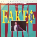 "Alexander ONeal - Fake (Original Extended Version / 88 Hop mix / Hip Hop Acappella) / Innocent (Original) 12"" Vinyl Record"