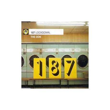 187 Lockdown - The don (Original / Underground Solution mix / Sharp DTPM Edit)