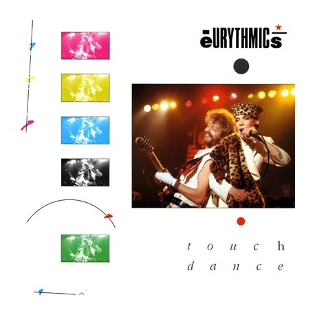 Eurythmics - Touch Dance Remixes EP featuring The first cut (Francois Kevorkian Vocal Remix / Francois Kevorkian Instrumental) /