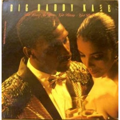 Big Daddy Kane - The Lover in you (LP Version / Mr Cees remix / Mr Cees remix\nInstrumental) / Git bizzy (LP Version) / Get down