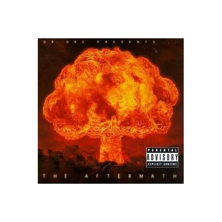 """Dr Dre - presents The Aftermath 2LP Sampler featuring Dr Dre """"Been there done that"""" (LP mix / Instrumental) / Hands On """"Got me o"""