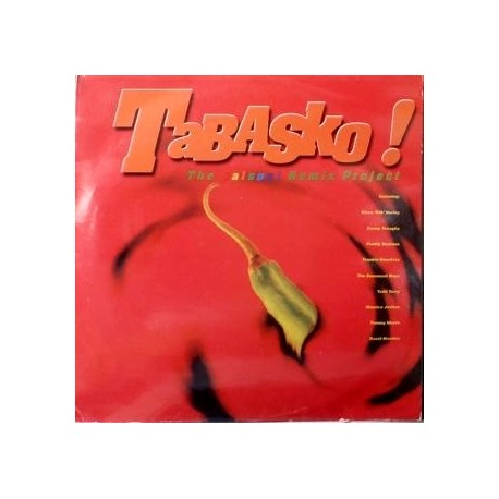 "Tabasko (The Salsoul Remix Project) - 12 track 2LP featuring Loleatta Holloway ""Hit n run"" (Danny Tenaglia Remix) /  Loleatta Ho"