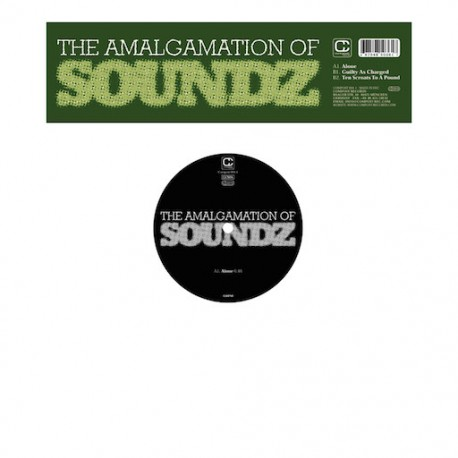 Amalgamation Of Soundz - Alone / Guilty as charged / Ten scroats to a pound