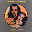 Ashford And Simpson - A Musical Affair LP featuring Love dont make it right / Rushing to / I aint asking for your love / Make it