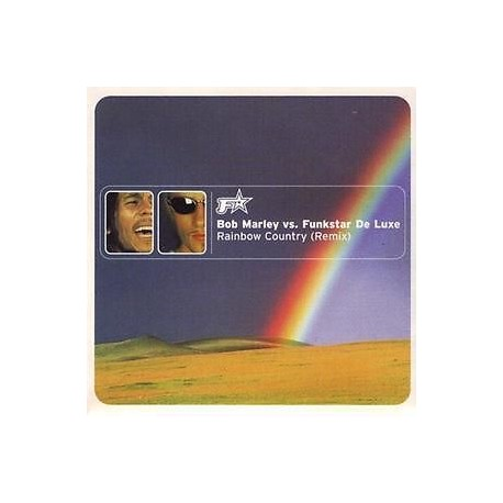 Bob Marley vs Funkstar Deluxe - Sun is shining (funkstars sand in my shoe mix) / Rainbow country (4 remixes)