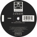 """2 Phat Cunts - Ride (The space invaders mix) One Sided Vinyl 12"""""""